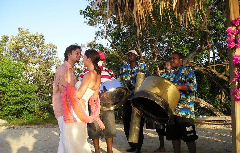 Hochzeiten in der Karibik
